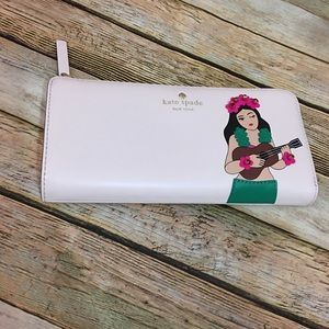 NWT Kate Spade Nisha Wallet – Hawaii Exclusive